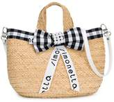 Simonetta embellished shoulder bag