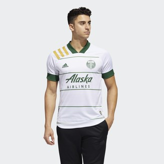 adidas Portland Timbers Away Authentic Jersey