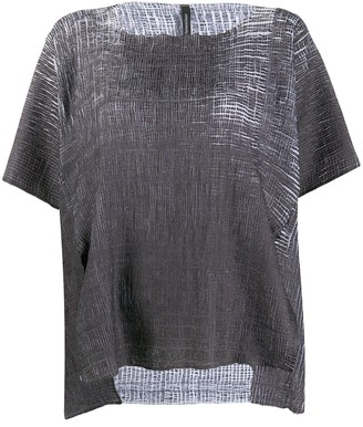 Pierantonio Gaspari Textured Top