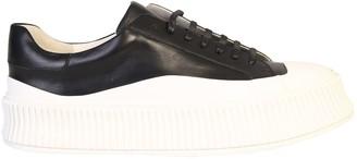 Jil Sander Lace Up Sneakers