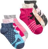 Disney Women's 6-Pk. Assorted Princesses Socks
