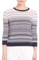 Theory Rainee E Stripe Sweater