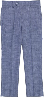 Isaac Mizrahi Tweed Check Pants (Little Boys & Big Boys)