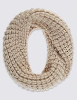 Marks and Spencer Twisted Snood Scarf