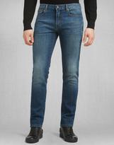 Belstaff Bantam Slim Trousers Mid Blue
