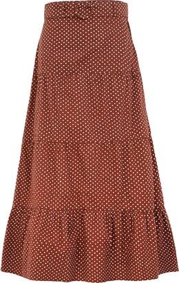 Faithfull The Brand 3/4 length skirts