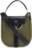 Balmain Domaine 33 shoulder bag - women - Leather - One Size