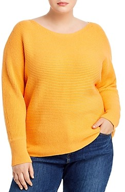 Aqua Curve Dolman-Sleeve Sweater - 100% Exclusive