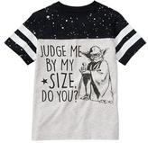 Gymboree STAR WARS Yoda Tee