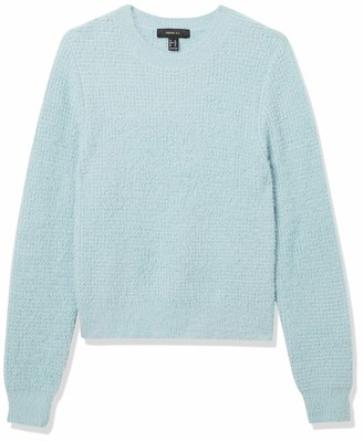 Forever 21 Women's Plus Size Fuzzy Sweater