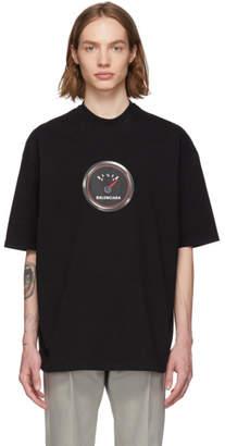 Balenciaga Black Full Tank T-Shirt