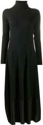 Jil Sander Longline Knit Dress