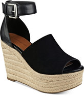 indigo rd. Airy Platform Wedge Sandals