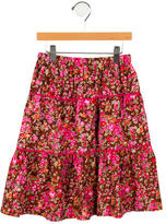 Papo d'Anjo Girls' Corduroy Skirt