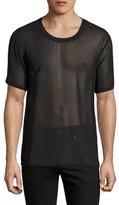BLK DNM Silk Solid T-Shirt
