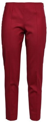 Piazza Sempione Cropped Wool-blend Slim-leg Pants