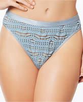 Cosabella Bisou High-Leg Mesh Bikini BISOU0561