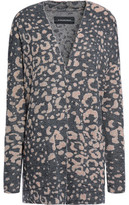 By Malene Birger Paliza Patterned Wool-Blend Cardigan