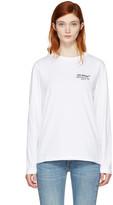 Off-White White off T-shirt
