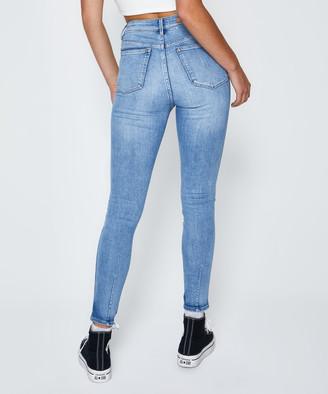 Neuw Marilyn Skinny Jeans Brooklyn Blue
