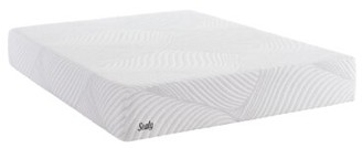 "Sealy Conform Essentials Split California King 9.5"" Firm Memory Foam Mattress (Set of 2"