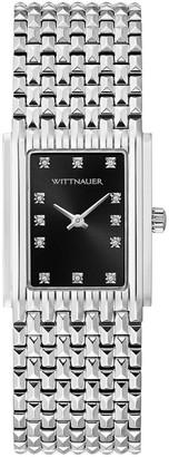 Wittnauer Women's Stainless Cosmopolitan Diamond Watch