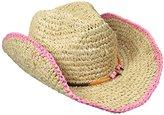 Michael Stars Women's Charmed Cowboy Hat