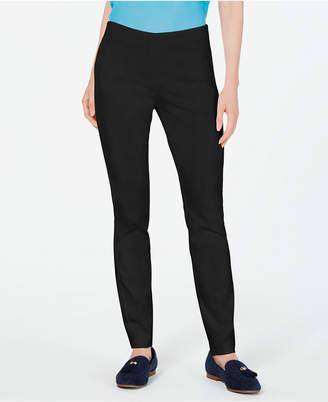 Charter Club Petite Chelsea Stretch-Twill Skinny Pants