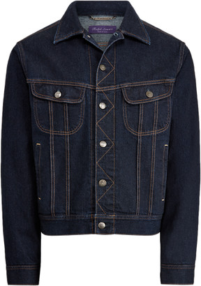 Ralph Lauren Slim Selvedge Trucker Jacket