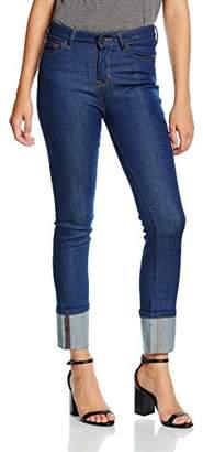 WÅVEN Women's Mari Straight Leg Jeans,8