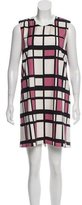 Ungaro Printed Shift Dress