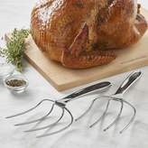 All-Clad Precision Stainless-Steel Turkey Lifters