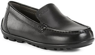 Geox Little Boy's & Boy's Fast Leather Loafers