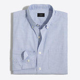 J.Crew Factory Slim washed shirt in end-on-end