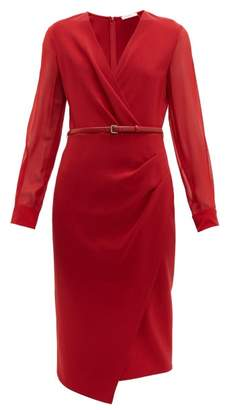 Max Mara Manuel Dress - Womens - Red