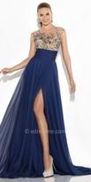 Tarik Ediz Earth Evening Dress