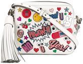 Anya Hindmarch all-over sticker crossbody bag