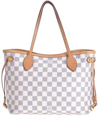 Louis Vuitton Neverfull White Other Handbag