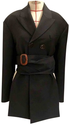 Ellery Black Wool Jacket for Women