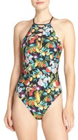 Nanette Lepore Women's Amor One-Piece Swimsuit
