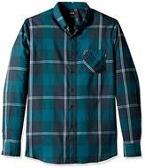 Oakley Men's Long Sleeve Shred Woven Shirt