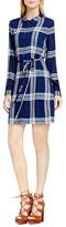 Vince Camuto Two by Legion Plaid Pocket Shirt Dress