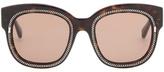 Stella McCartney Falabella Chain Sunglasses