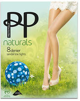Pretty Polly Naturals Sandal Toe Pantyhose