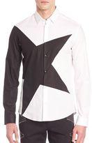 Versace Star Woven Shirt