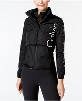 Calvin Klein Convertible Logo Jacket