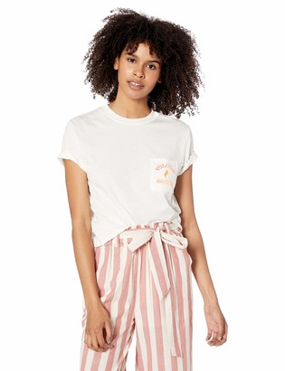 Volcom Junior's Women's Made from Stoke Boxy Fit Short Sleeve Tee