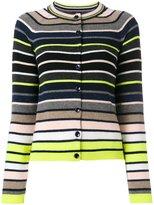 Paul Smith striped knit cardigan