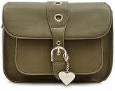 Marc B Suzy Khaki Satchel Bag