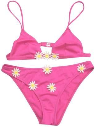 Dolce & Gabbana Pink Swimwear for Women